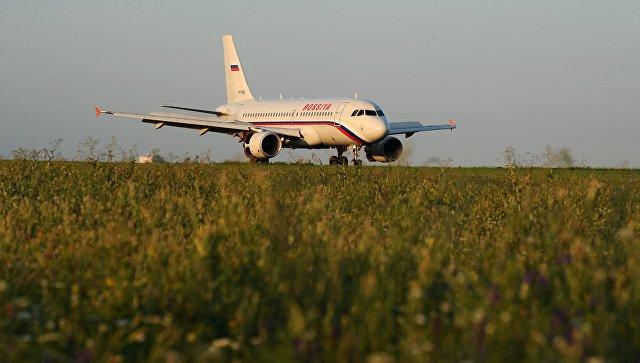 Летевший сКипра в столицу Российской Федерации самолет совершил экстренную посадку вРостове