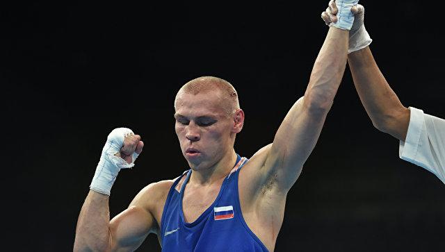 Русский боксер Никитин покинул Олимпийские состязания из-за травмы
