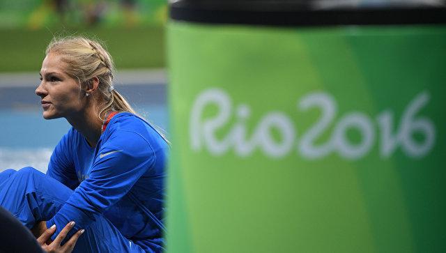 Дарью Клишину все-таки допустили кОлимпийским играм вРио