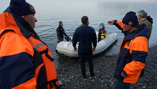 НаКамчатке найдено тело пропавшего всередине сентября мужчины
