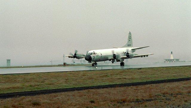 Над Южно-Китайским морем сблизились военные самолеты США и Китайская республика