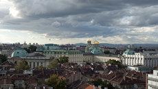 София, Болгария. Архивное фото