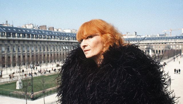 Встолице франции скончалась королева трикотажа Соня Рикель