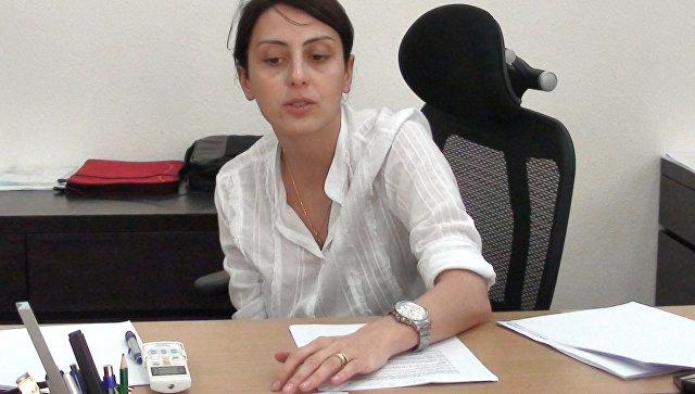 Хатия Деканоидзе. Архивное фото