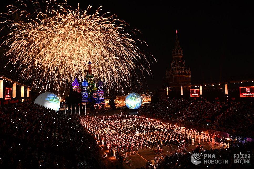 Лондонский Королевский филармонический ансамбль выступит на«Спасской башне»