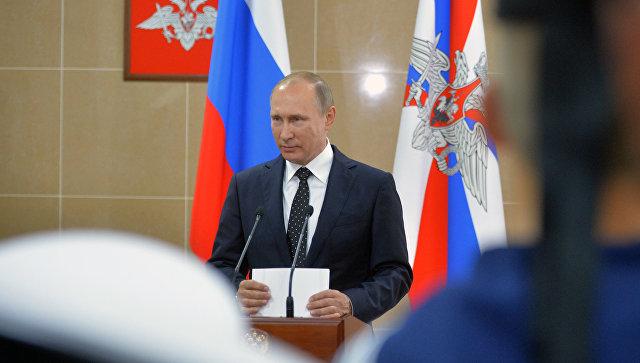 «ВМурманске откроют филиал Нахимовского училища»— Владимир Путин