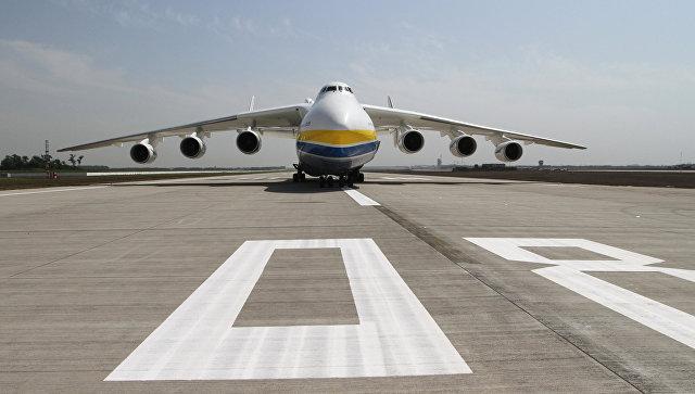 Крах украинского авиастроения:  КБ «Антонов» распродаёт технологии за гроши
