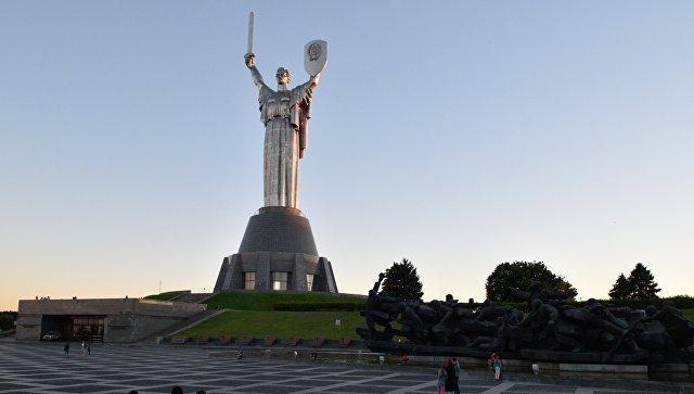 Минкульт Украины разъяснил, почему вплоть доэтого времени недекоммунизировали «Родину-мать»
