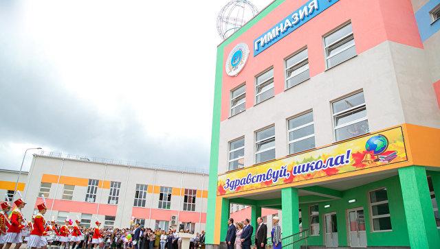 Темрезов: новая школа открылась вЧеркесске впервый раз за26 лет