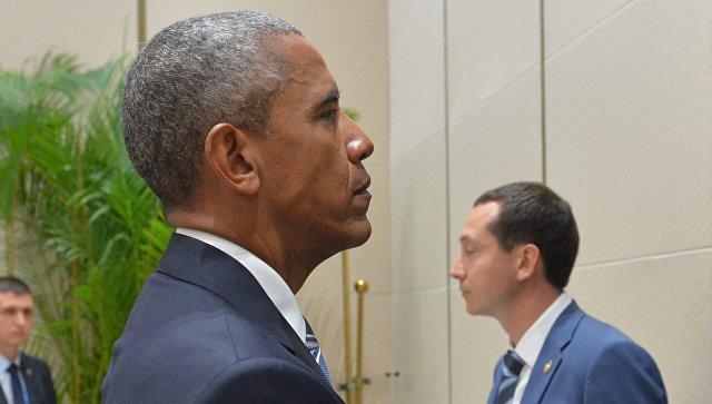 Обама назвал продуктивными переговоры сПутиным опрекращении огня вСирии