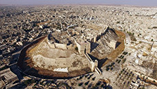 Восточные кварталы Алеппо. Архивное фото
