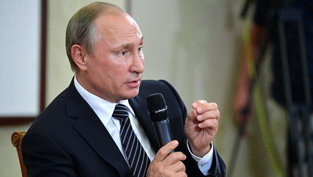 Путин: сОбамой добрались до осознания позиций друг дружку