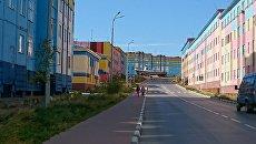 Анадырь. Архивное фото