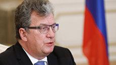 Рабочий визит руководителя аппарата правительства РФ С. Приходько в Грецию