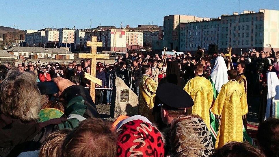 Патриарх Кирилл лично заложит два храма наЧукотке