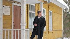 Кадр из фильма Прокофьев: время в пути