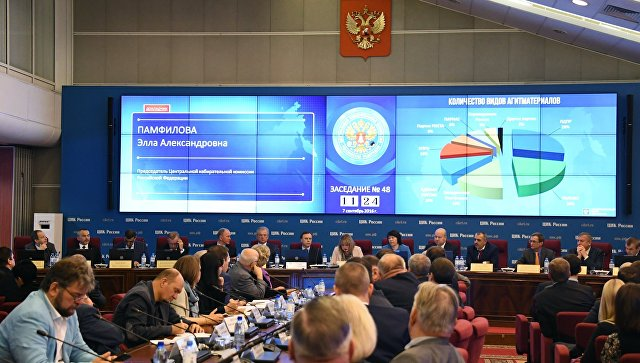 Партиям было нелегально пожертвовано 70,5 млн руб. — ЦИК