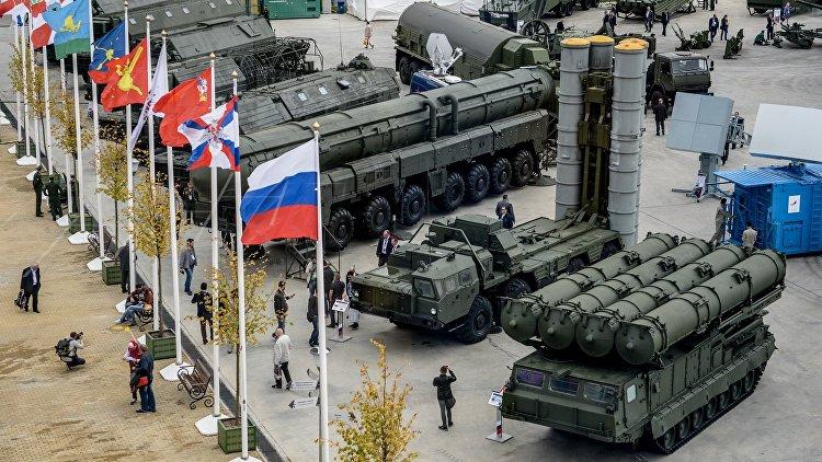 Rússia / Army 2016 – Apresentadas oito novidades