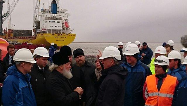 НаЯмале патриарх Кирилл освятит храм Святой Троицы