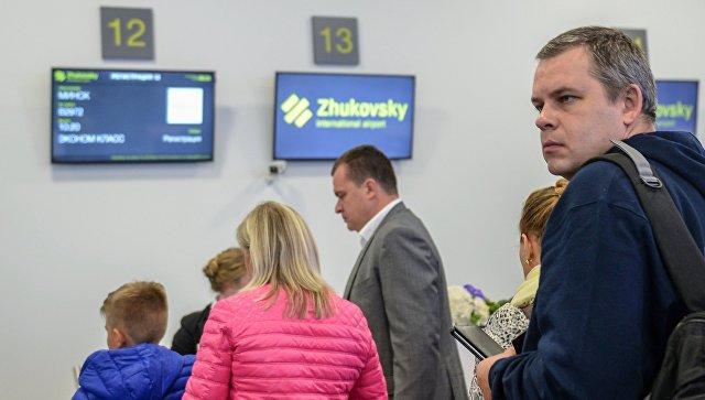 Минтранс: Полеты из«Жуковского» вТель-Авив будут выполнять две авиакомпанииРФ