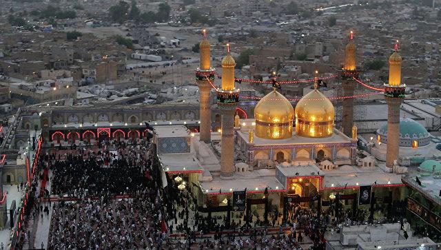 Вид на Багдад. Архивное фото