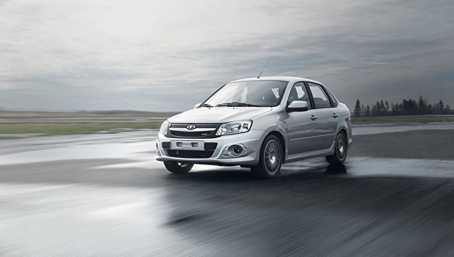 Лада Granta возглавила ТОП-10 самых дешёвых новых машин в Российской Федерации