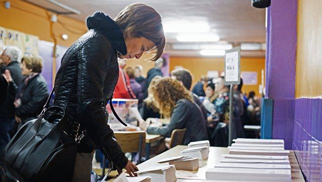 Парламентские выборы в Испании. Архив