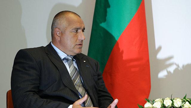 Бойко Борисов. Архивное фото