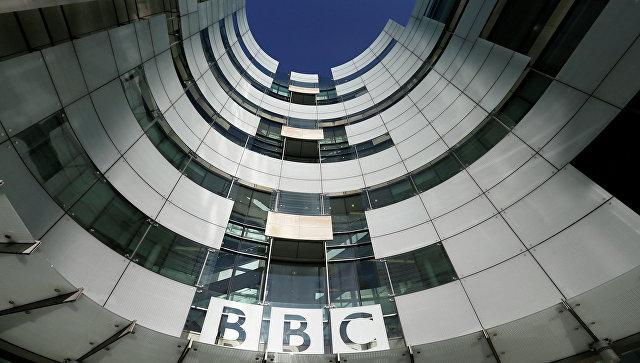 Здание штаб-квартиры теле- и радиовещательной компании Би-Би-Си в Лондоне, Архивное фото
