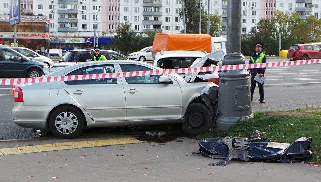 Число погибших ДТП в Российской Федерации снизилось практически на15%