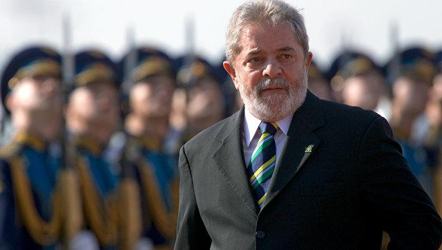 Прокуратура Бразилии обвинила вкоррупции прежнего президента страны Лулу даСилву