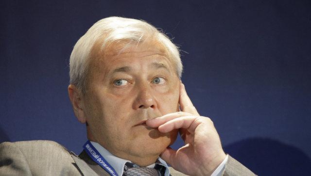 Председатель комитета Государственной Думы Российской Федерации по экономической политике, инновационному развитию и предпринимательства Анатолий Аксаков
