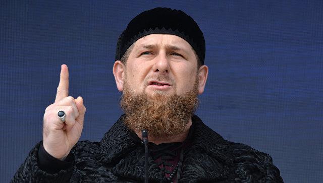 Личности напавших на часть Росгвардии боевиков установлены, сообщил Кадыров