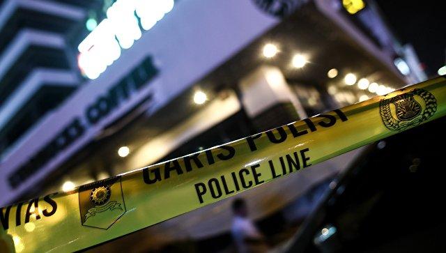 4 ребёнка ранены в итоге взрыва вблизи церкви наБорнео