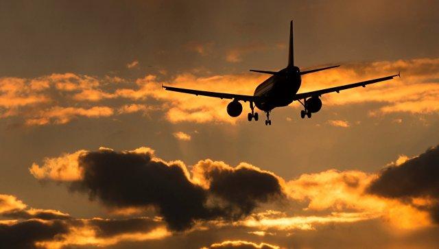 Самолет Airbus A320. Архивное фото.