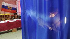 Выборы. Архивное фото