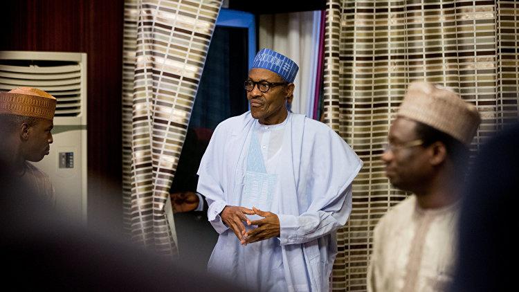 Президент Нигерии шокирован словами Кэмерона