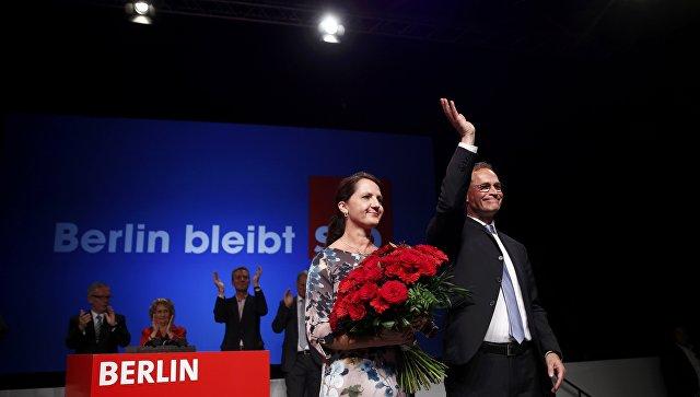 Меркель признала свою вину впровале навыборах
