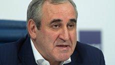 Секретарь Генерального совета партии Единая Россия Сергей Неверов. Архивное фото