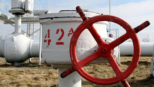 Газовая компрессорная станция Укртрансгаз. Архивное фото