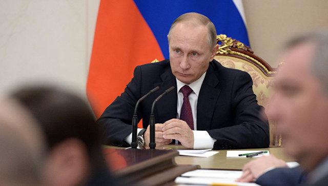 Путин назвал итоги выборов ответом россиян на внешнее давление