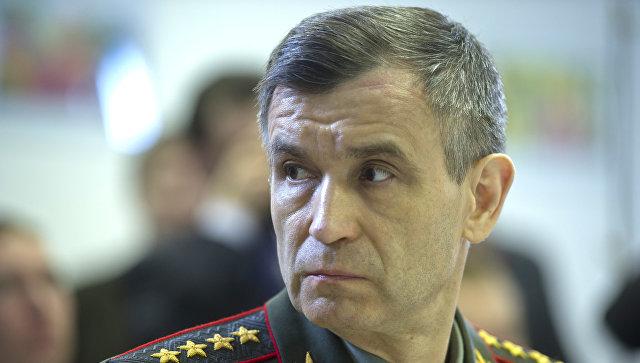 Глава МВД Рашид Нургалиев