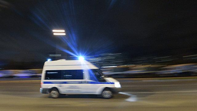 Полиция проверяет здание в центре Москвы на наличие бесхозного предмета