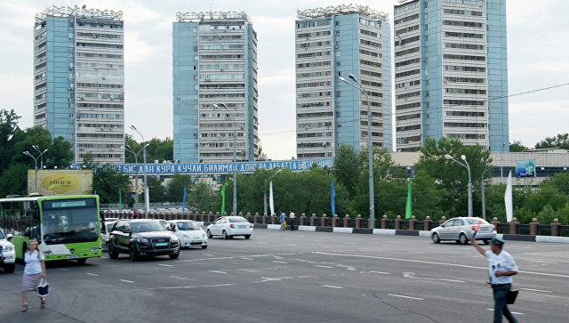 Ташкент. Узбекистан. Архивное фото