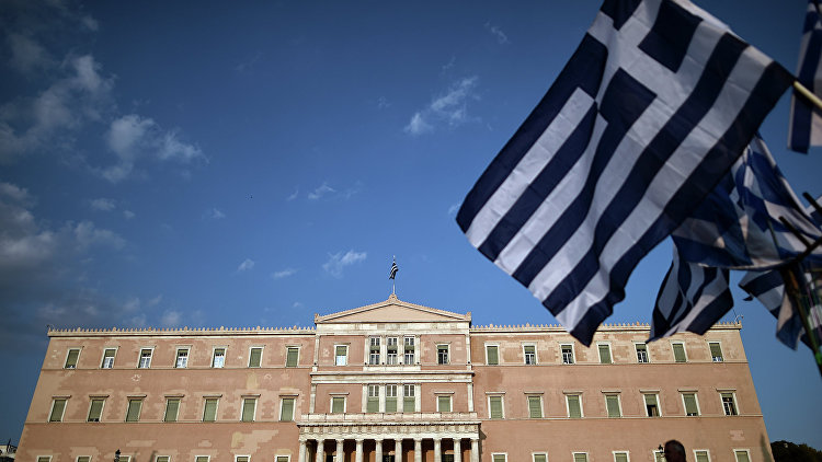 Общенациональная забастовка пройдет в Греции 3 декабря