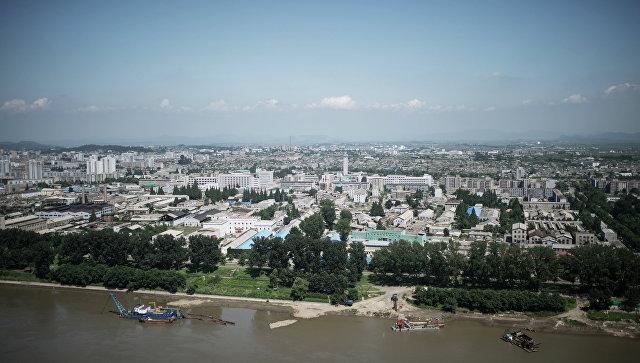 Города мира. Пхеньян. Архивное фото
