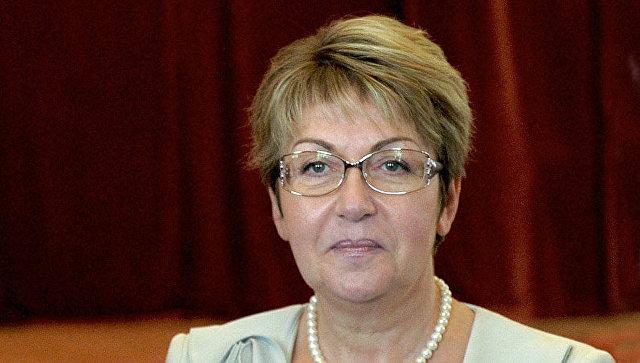 Постоянный представитель РФ при ЮНЕСКО Элеонора Митрофанова. Архив