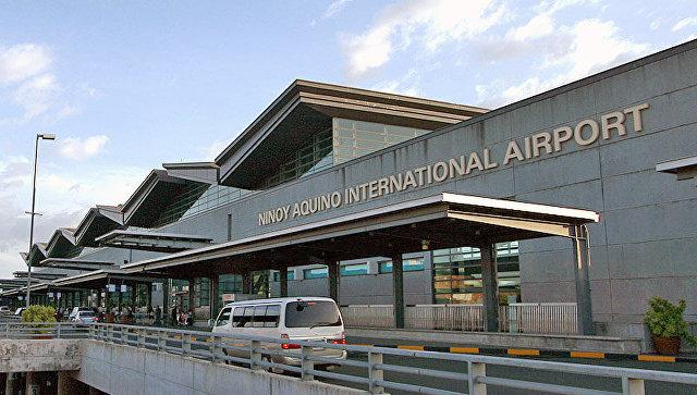 Ваэропорту Манилы пилот Saudi Airlines сказал, что самолет находится под угрозой