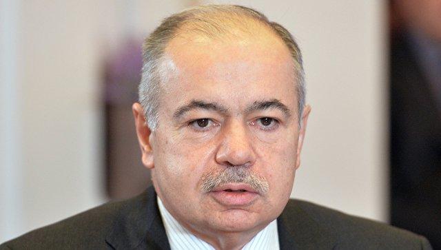 Заместитель председателя Совета Федерации РФ Ильяс Умаханов. Архивное фото