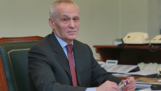 Госсекретарь Союзного государства Рапота Григорий Алексеевич